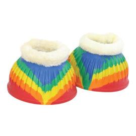 Eureka – Rainbow Velcro Bell Boots
