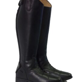 Cavalier – Leather Tall Boots Black