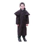 Nullarbor – Child Oilskin Full Length Coat