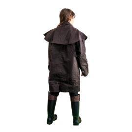 Nullarbor – 3/4 Oilskin Coat
