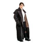 Nullarbor – Full Length Oilskin Coat