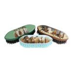 Eureka – Herds Of Horses Dandy Brushes – Mixed – Large Box 12
