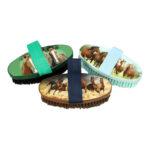 Eureka – Herds Of Horses Body Brushes – Mixed Box of 12 – Large