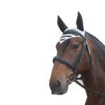 Eureka – Crocheted Ear Bonnet