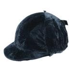 Showcraft – Velvet Helmet Cover Black