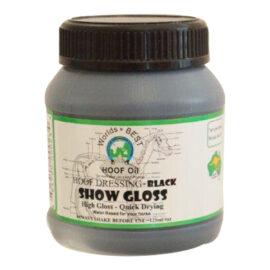Worlds Best Hoof Oil – Show Gloss – Plastic Jar/Brush