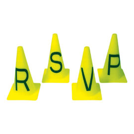 Eureka – Extended Dressage Markers 4 Pieces