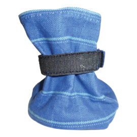 Eureka – Miniature Poultice Boot – Blue