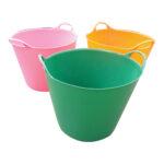 Eureka – Flexible Coloured Buckets