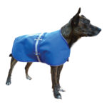 Eureka -600D Synthetic Fleece Lined Dog Coat