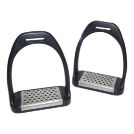 Eureka – Poly Stock Stirrups – 12cm