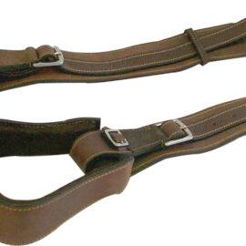 Eureka – Leather Fender & Ox Bow Set