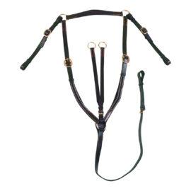 McAlister – Elastic Stockmans Breasplate