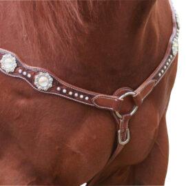 Navaho – Cluster Of Jewels Western Breastplate
