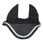 Showcraft – Crochet Earnet With Silver Braid