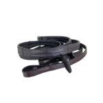Cavalier Premium Leather Reins-Full
